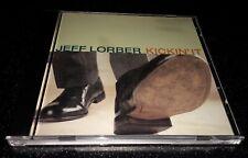 Jeff Lorber - Kickin' It CD Rare OOP Jazz 2001 Samson Records