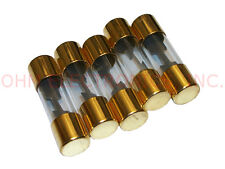 LOT OF 5 - 35A Amp Gold Pro AGU Fuse 10.3mm 38mm - AGUG35