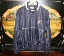 Mens Medium Black WeatherTec Golf Half Zip WindShirt C&B Little Brown Jug Ohio