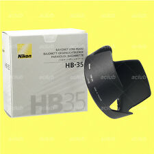 Genuine Nikon HB-35 Lens Hood for AF-S DX 18-200mm f/3.5-5.6G ED VR II