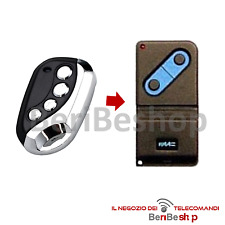 TELECOMANDO COMPATIBILE CON FAAC TM1300 TM300 TM1 TM2 TM3 300 330 MHZ CANCELLO