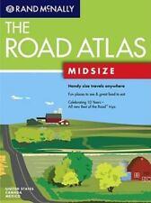 Rand McNally The Road Atlas Midsize 2011 (Rand Mcnally Road Atlas-ExLibrary
