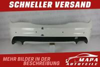 Mercedes CLA W117 AMG Bj. ab 2013 Stoßstange Hinten mit Diffusor Original weiß
