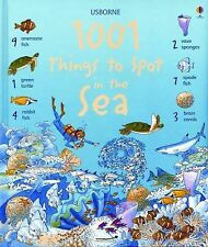 1001 Things to Spot in the Sea by Katie Daynes (2009, Hardcover)