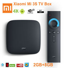 Original Xiaomi Mi 3S TV Box Quad-core Amlogic S905X Android 6.0 64bit Smart-Set