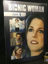 The Bionic Woman: Season One New DVD! Ships Fast!