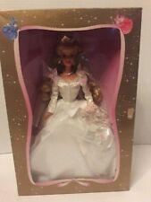 Barbie doll bridal wedding dress gown