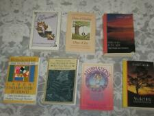Lot 7 Books Positive Affirmations~For The Inner Child, For Women Who Do To Much+