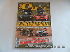 QUAD PASSION MAGAZINE N°66 12/2005 POLARIS 800 SPORTSMAN EFI BOMBARDIER 800  H32