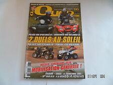 QUAD PASSION MAGAZINE N°66 12/2005 POLARIS 800 SPORTSMAN EFI BOMBARDIER 800  H32