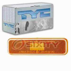 TYC Left Side Marker Light Assembly for 1983-1993 Dodge Ram 50 Electrical fa