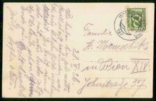 Austria Commercial 1926 Rppc Postcard Innsbruck To Wien