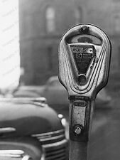 8x10 Print Historic Street Photography Parking Meter 1944 #PM8