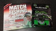 Maver Dual Core pro 6 - 9 Hollow Elastic + Match Fishing Winter Fishing Volume 2
