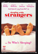 SLEEPING WITH STRANGERS - ADRIENNE SHELLEY, NEIL DUNCAN - R2 DVD - NEW & SEALED