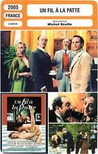 FICHE CINEMA : UN FIL A LA PATTE - Béart,Berling,Deville 2005 Art of Breaking Up