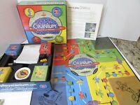 CRANIUM GAME 1998 COMPLETE THE GAME FOR YOUR BRAIN
