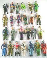 New ListingGi Joe Cobra Arah Figure Lot of 25 different Snake Eyes Storm Shadow Cobra Jtc
