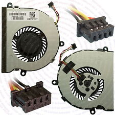 HP 15-AC187ND Replacement CPU Cooling Fan 4 pin 4 Wire Connector