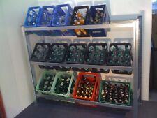 Getränkekistenregal Flaschenregal Lagerregal Kistenregal stabil .........wieBild
