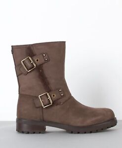 UGG Australia Niels Stout Leather Ladies Women Boots