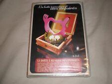 dvd la boite a musique des enfoirés 2 dvd (goldman)