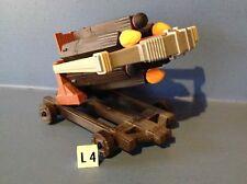 (L4) playmobil Baliste à 6 projectiles ref 4868 4865 4874 3666 6000 6001 4866