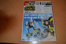 Moto revue N° 3461 Aprilia RST 1000 Futura.Kawa 750 ZR7