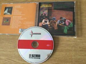 Cd album -Lee Hazlewood – Poet, Fool Or Bum / Back On The Street Again ( 2 on 1)