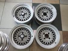 """JDM BBS Mahle 14"""" rims wheels ae86 ta22 datsun ke70 dx ssr 114.3x4 rs lm"""