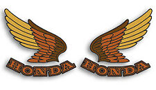 1985 Honda VT500C Shadow - Fuel Gas Tank Decals Decal Set (Ready to Ship)