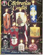Celebration Candles Using Pillars & Beeswax Booklet