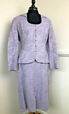 Susan Gillis Browne Designer Ladies 2 Piece Special Occasion Wedding Suit 12/14