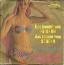 Deutsche Schlager Vinyl-Schallplatten aus Deutschland mit vor 1970