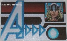 AUID-104 THOR ID CARD Age of Ultron Marvel Heroclix