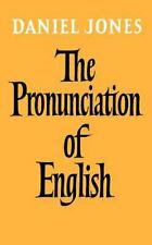 The Pronunciation of English