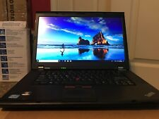 "Lenovo ThinkPad T520 15.6"" 2.50GHz Intel i5-2520M 320GB HDD 4GB RAM WIN10  / C"