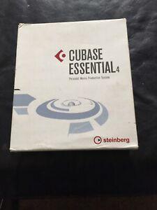 Cubase essential 4