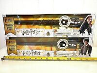 WIZARD TRAINING WANDS--HARRY POTTER & HERMIONE GRANGER