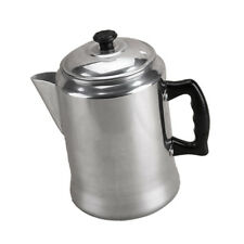 Large Capacity Coffee Percolator 3L Maker Pot Cafe Camping Espresso Maker