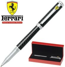 Sheaffer Ferrari Intensity Rollerball Pen in Carbon Fibre Finish - Beautiful Pen