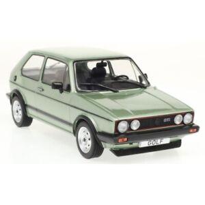 Volkswagen Golf I GTI 1983 Light Green 1/24 - 124056 WHITEBOX