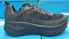 NEW Hoka One One  M Bondi 6 1019269 BBLC - Black Running Shoes For Men's
