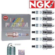 6 pcs NGK Laser Platinum Plug Spark Plugs 2006-2011 Mercedes-Benz E350 3.5L V6