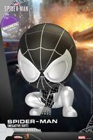 HOTTOYS Spider-Man Negative Suit Cosbaby Bobble-head Mini COSB619 Figure