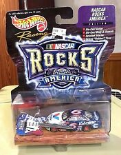 Hot Wheels NASCAR ROCK #12 Jeremy Mayfield w/ Guitar 1:64 MOC & On SALE!