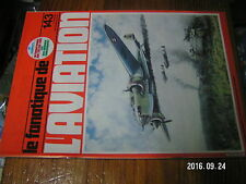 1µ? Revue Fana de l'Aviation n°143 Messer 163 L'Invincible PZL P37 Martin XB-51
