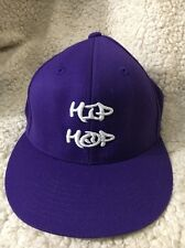 Purple Hip Hop 6 7/8- 7 1/4 Baseball Cap Baseball Hat