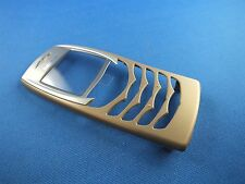 Original Nokia 6100 Front A Cover Gold Phone Shell Cover Case Shell NEW NEW