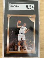 1998-1999 Topps Dirk Nowitzki #154 Rookie SCG 9.5 Gem Mint